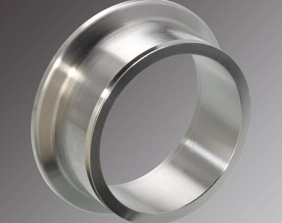 BAGUES en métal usinées sur CN PF - Capacité : Ø de 5 à 80 mm