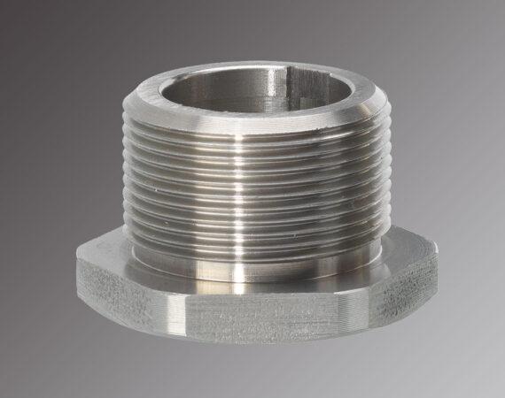 BOUCHONS en métal usiné sur CN PF - Capacité : Ø de 5 à 80 mm