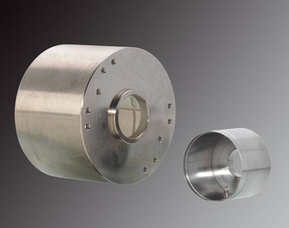 CIRCUITS en fer usinés sur CN PF - Capacité : Ø de 3 à 70 mm