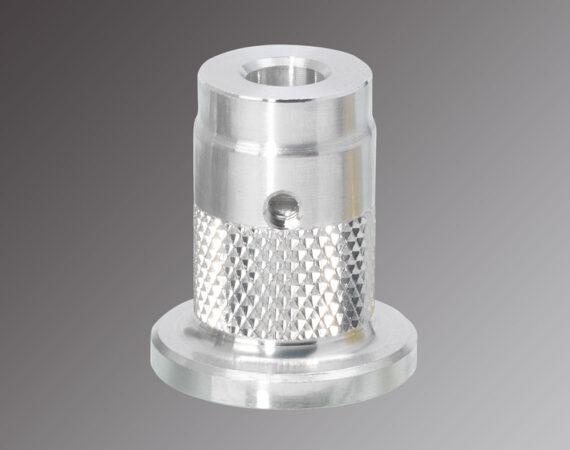 INSERTS en métal usinés sur CN PM - Capacité : Ø de 3 à 32 mm