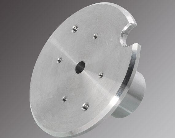 NOYAUX en métal usiné sur CN PF - Capacité : Ø de 3 à 70 mm